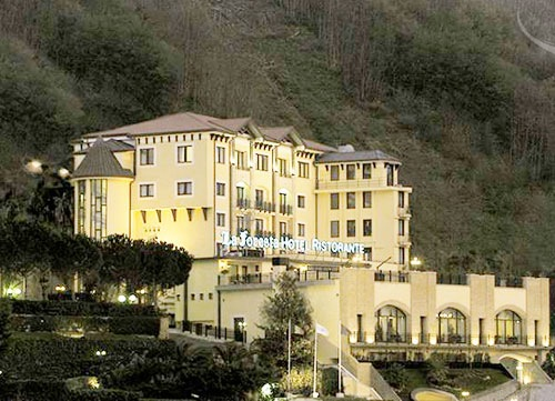 Hotel La foresta Convegno AICC 1