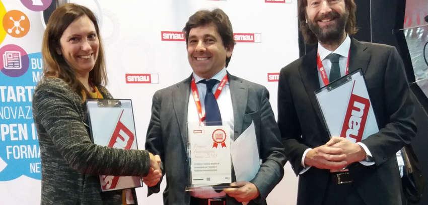 Alla Stazione Sperimentale Pelli il Premio Innovazione Smau 2018