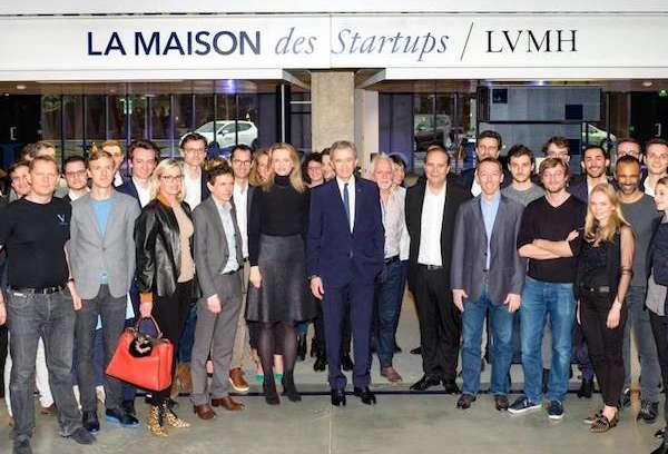 Lusso: il gruppo Louis Vuitton lancia La Maison des Startups per 50 talenti