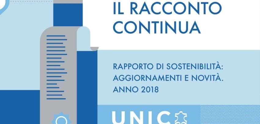 Il Rapporto Sostenibilità UNIC: aggiornamenti e novità 2018