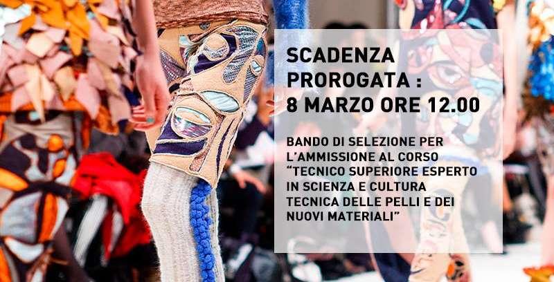 MIA Fondazione ITS: nuova scadenza 8 marzo 2019