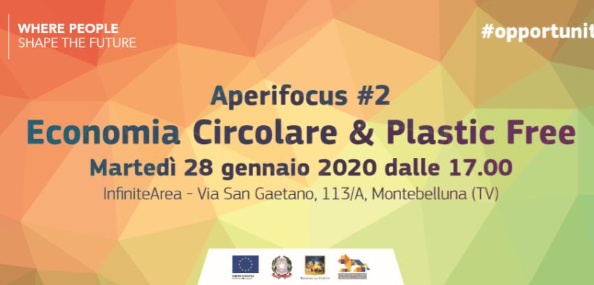 Aperifocus #2 – Evento sull'Economia Circolare & Plastic Free