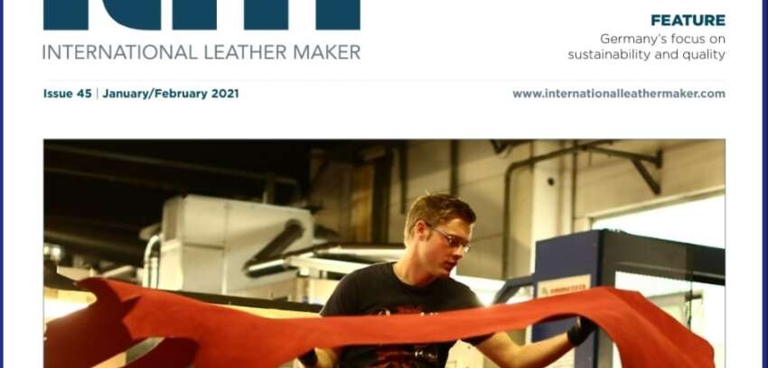 """""""International Leather Maker"""" Road to recovery. Il settore cuoio nel 2021"""