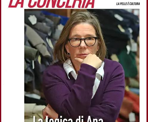 """Ana Vasconcelos """"Attenzione a non sostituirela pellecon prodottiderivati dal petrolio"""""""