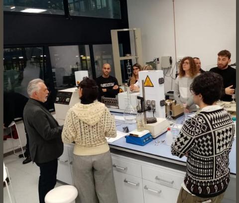 """Politecnico del Cuoio: iniziano gli stage per gli allievi dei corsi ITS in """"Scienza e cultura tecnica delle pelli e dei nuovi materiali"""""""