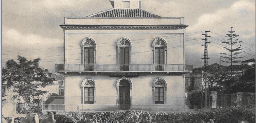 """La Stazione Sperimentale di Granicoltura """"Benito Mussolini"""" per la Sicilia-Catania – 1932"""