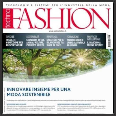 """TechnoFashion """"Innovare insieme per una moda sostenibile"""""""