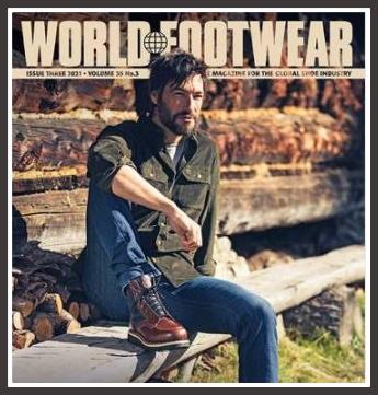 """Rivista """"World Footwear"""" – Le ultime novità dal mondo delle calzature sportive"""
