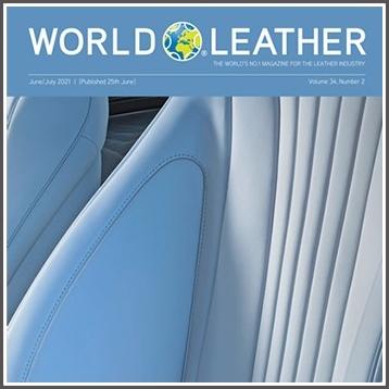 "Rivista ""World Leather"" – Highlights dal mondo conciario"