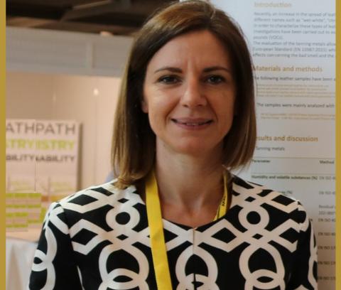 Intervista a Daniela Caracciolo, Dipartimento tecnologie per l'ambiente SSIP
