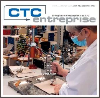 CTC entreprise: Lo sviluppo professionale dei lavori nel settore conciario